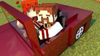 Minecraft: BUILD BATTLE em Servidor Pirata! - QUAL O MELHOR CARRO?! (c/ Miss)