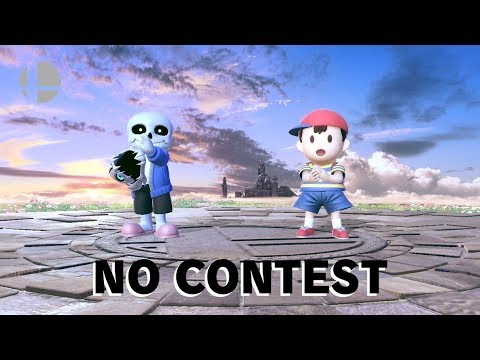 Super Smash Bros  Ultimate - Megalovania (Undertale) [New Remix] Extended