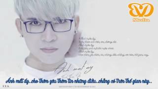 Ánh Mắt Ấy - Trịnh Thiên Ân ( OFFICIAL Lyric Video )