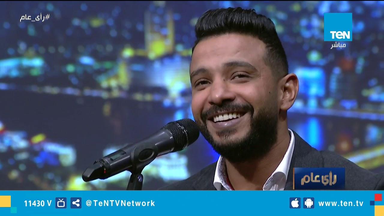 الفنان محمد حسن يبدع في أغنية
