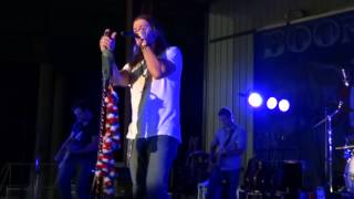 "Jason Michael Carroll ""Purple Rain"" cover 7-27-13"