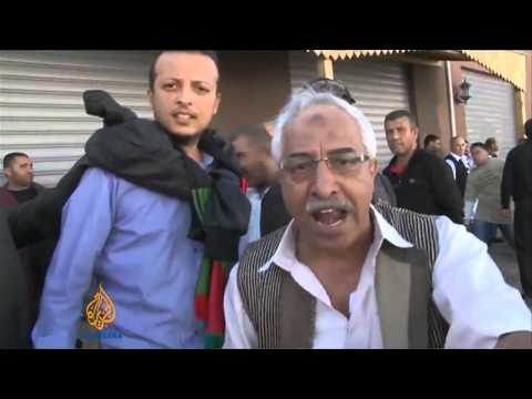 Protest against Libya militias turns deadly