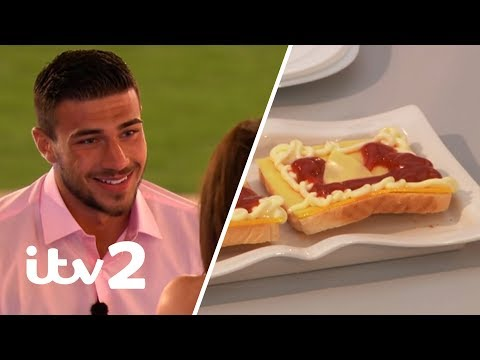 More Tasty Moments From Maura and Elma's Dramatic Date Night! | Love Island Unseen Bits 2019