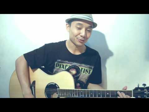 Belajar Petikan dan Kunci gitar Dia (Anji) - VWgitarkul
