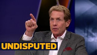 Skip Bayless reacts to Golden State Warriors