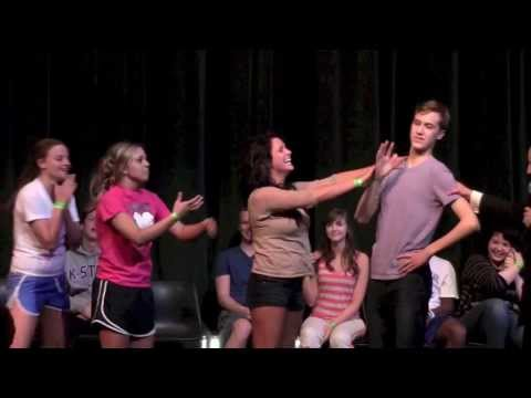 Channing Tatum Crashes My Hypnotist Show