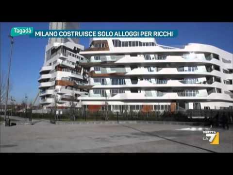 Milano costruisce solo alloggi per ricchi