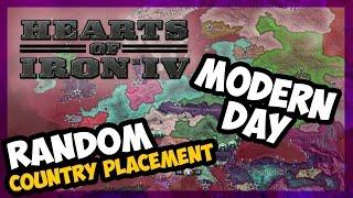 HOI IV Random World Placement Mod - Modern Day