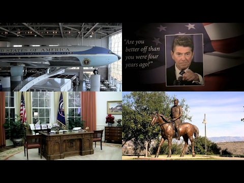Ronald Reagan Presidential Library and Museum