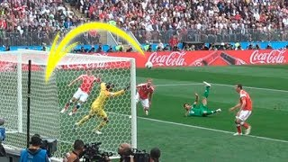 Rusia vs Arabia Saudita 5-0 2018 REACCIONES EN RUSIA MUNDIAL PARTIDO INAUGURAL
