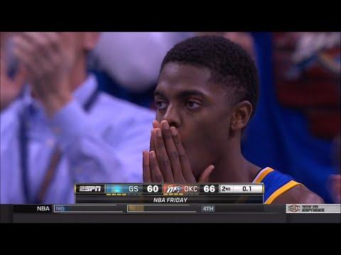 Warriors 2014-15 Season: Game 37 vs. Thunder