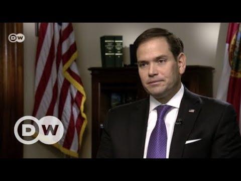 DW talks to US Senator Marco Rubio   DW English