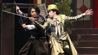 少年社中×東映舞台プロジェクト『パラノイア★サーカス』公開ゲネプロをチラッと見せ