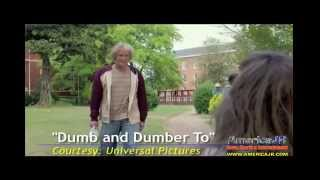 """Jeff Daniels discusses """"Dumb and Dumber To"""" and the Purple Rose Theatre"""
