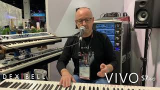 S7 PRO DEMO by Ralf Schink at 2019 NAMM Show