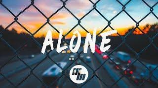 ARMNHMR - Alone (Lyrics Lyric Video) With Nolan van Lith, Ft. Dylan Matthew