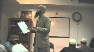 """The importance of D'awah""   By: Sheikh Hassan"