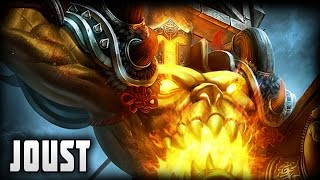 First Impressions (Xing Tian Tank Build) - Xian Tian Joust Gameplay SMITE