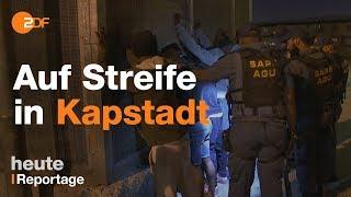 Gangs und Gewalt in Kapstadt: Unterwegs mit der Polizei