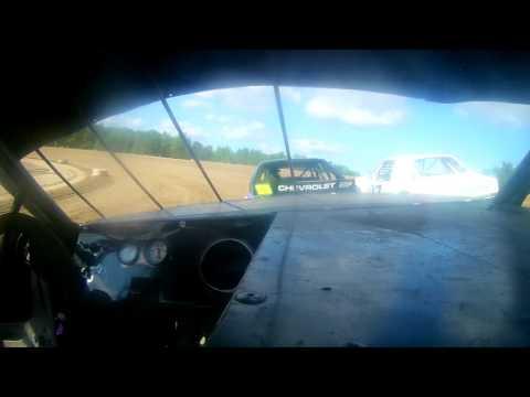 Heat race 7/24/17 bemidji speedway