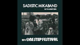 1974.8.10 加藤和彦&サディスティック・ミカ・バンド/1974 One Step F...