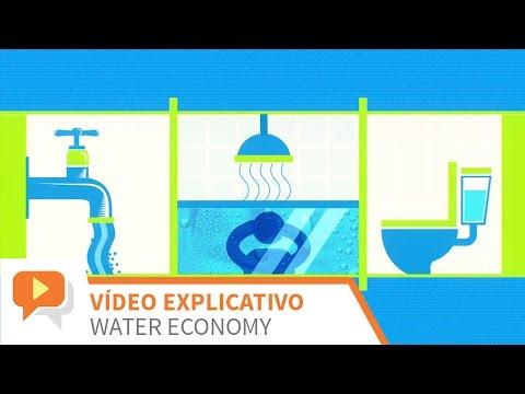 Video Animado Corporativo [Water Economy] Animavideo.net