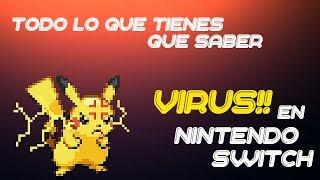 VIRUS en Nintendo Switch | TODO LO QUE TIENES QUE SABER | Oleada de brick en consolas