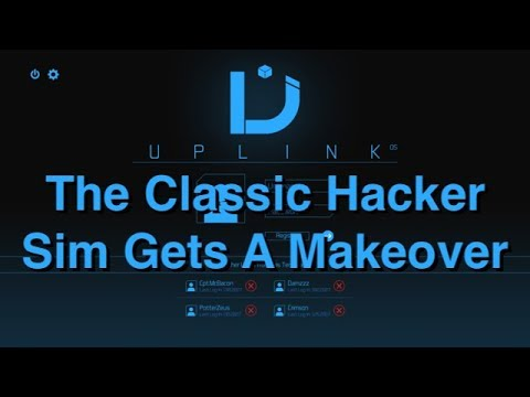 UplinkOS - The Classic Hacker Sim, Updated for 2018