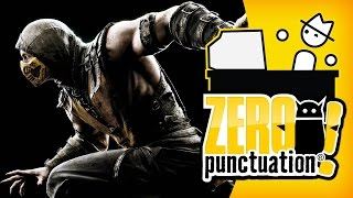 Mortal Kombat X - Test Your Might (Zero Punctuation) (Video Game Video Review)