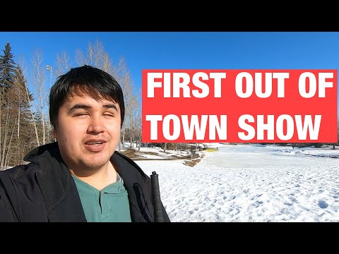 FIRST OUT OF TOWN SHOW