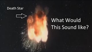 Sound of Explosions in Space? part 2