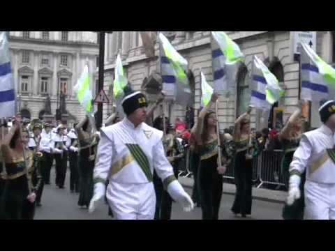 New Year Day Parade 2015 London (part 2)