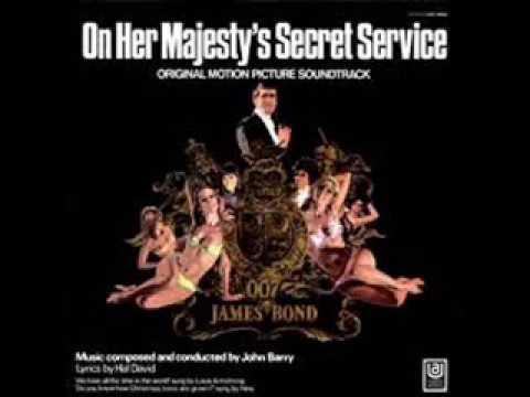 James Bond - On Her Majesty's Secret Service soundtrack FULL ALBUM