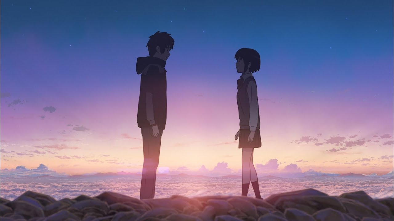Kimi No Na Wa E3 80 8c Ef Bd 81 Ef Bd 8d Ef Bd 96 E3 80 8dyour Name 5 Centimeters Per Second The World Turned Over