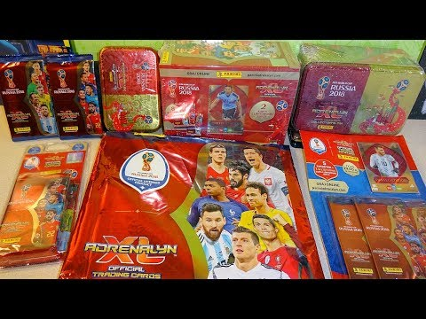 Fifa World Cup Russia 2018 Official Trading Cards By Panini Europe Road To 2018 Fifa World Cup Russia Adrenalyn Xl 2017 Update Edition Fifa 365 2018