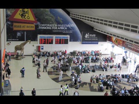 Johannesburg Airport - Afrique du sud