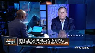 Intel CEO Bob Swan on outsourcing chip manufacturing