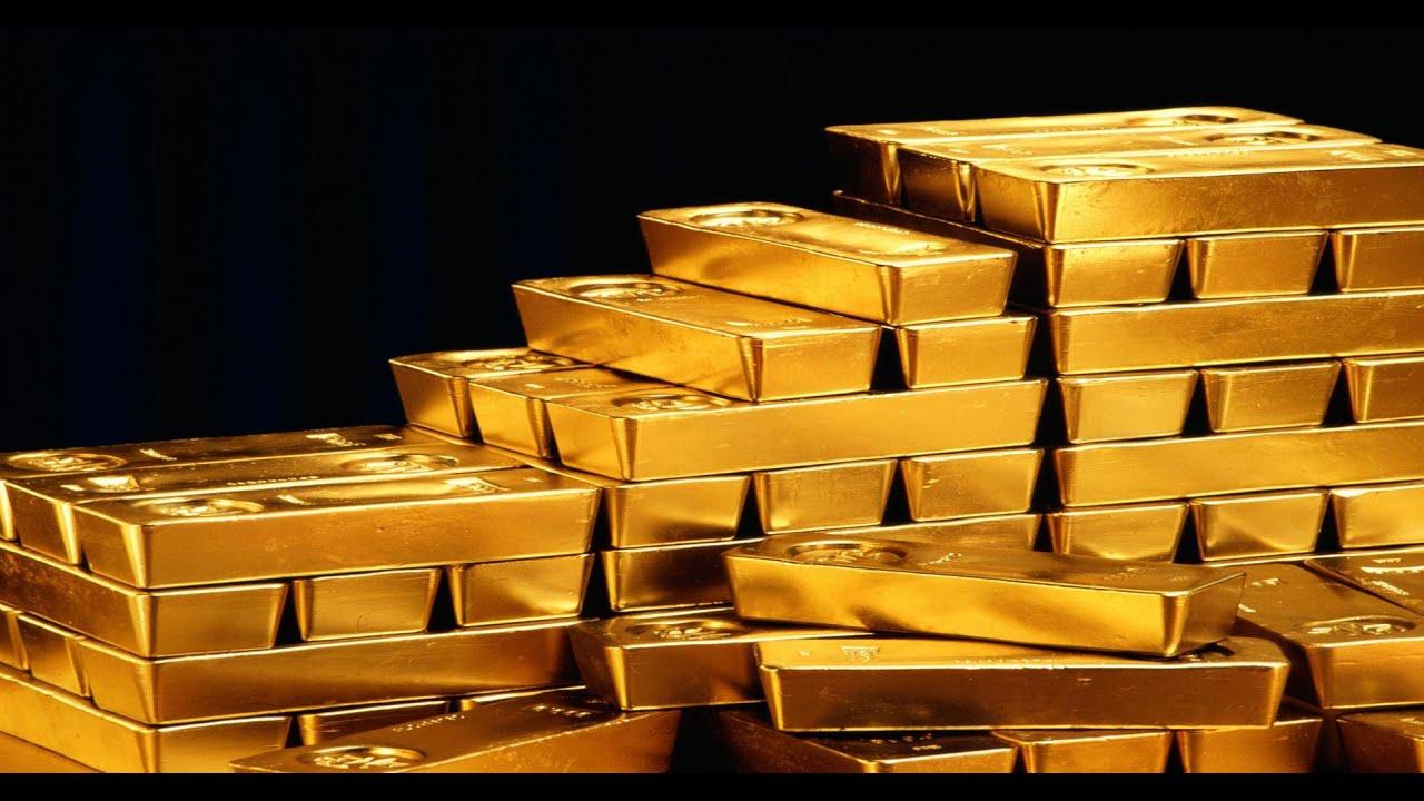 У кого золото мира ? - youtube.