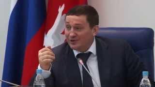 Андрей Бочаров предложил вернуться к администрации Волгоградской области и отказаться от министров