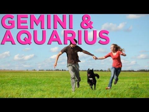 Are Gemini & Aquarius Compatible? | Zodiac Love Guide