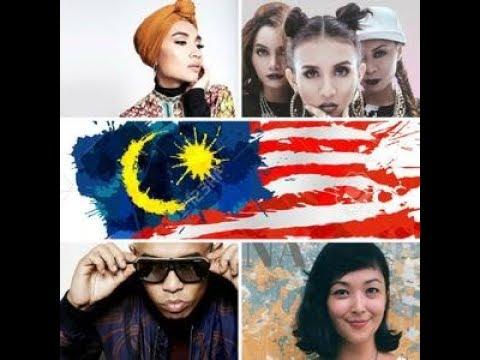 LOCAL ACT! MALAYSIA 30 HITZ NON-STOP ALBUM