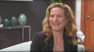 Ana Gasteyer interviews Ann Brashares About The Here And Now