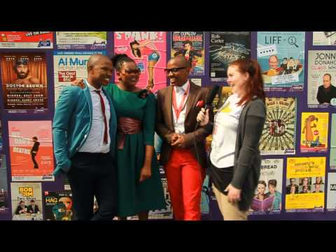 The Soil performing 'Joy (We Are Family)' - Waffle TV @The Edinburgh Fringe Festival 2013