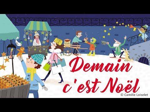Henri Dès chante - Demain c'est Noël - chanson pour enfants