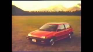 Honda tvcm 1983 Civic hb