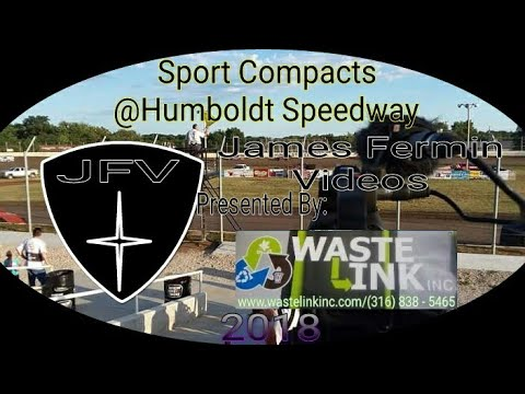 Sport Compacts #3, Feature, Humboldt Speedway, 2018