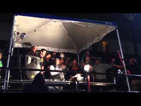 Kappa Sigma Humboldt - Karaoke Spring 2015 at Relay for Life