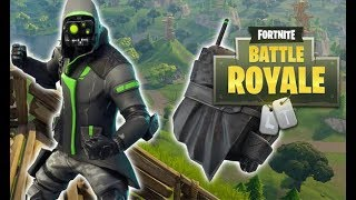 New Archetype Skin Gameplay/ Xbox Player // Standard Player // (Fortnite Battle Royale)