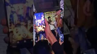 عصام صاصا يبدع في اغنية عطشان من حظ الدنيا في فرح شعبي