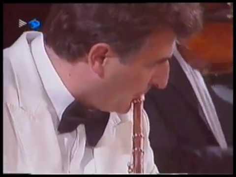 A. Vivaldi | Concert RV 514 for flute, violin, orchestra | Claudi Arimany | Janos Rolla